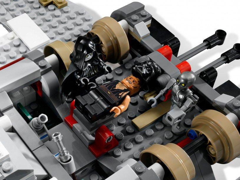 LEGO Star Wars - Emperor Palpatine's Shuttle 8096