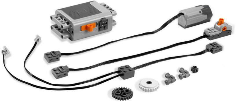LEGO Technic - Motor Set 8293