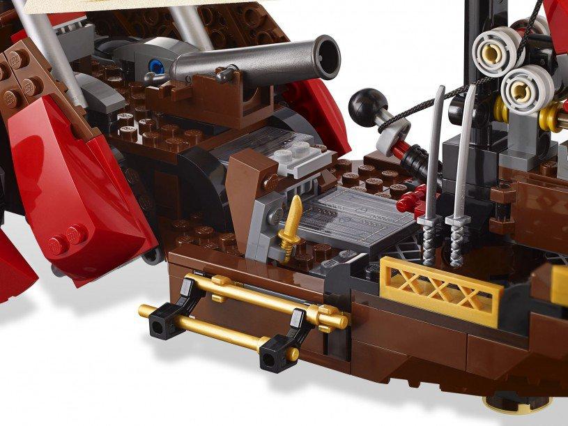 LEGO 9446 Ninjago: Destiny's Bounty