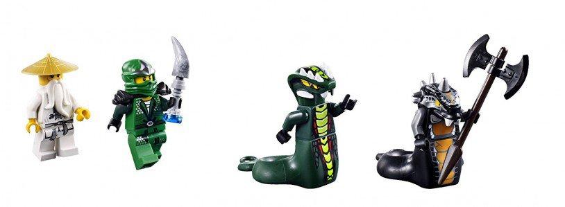 LEGO 9450 Ninjago: Drakenduel