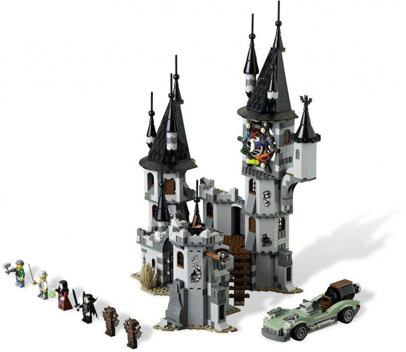 LEGO 9468 Monster Fighters: Vampyre Castle