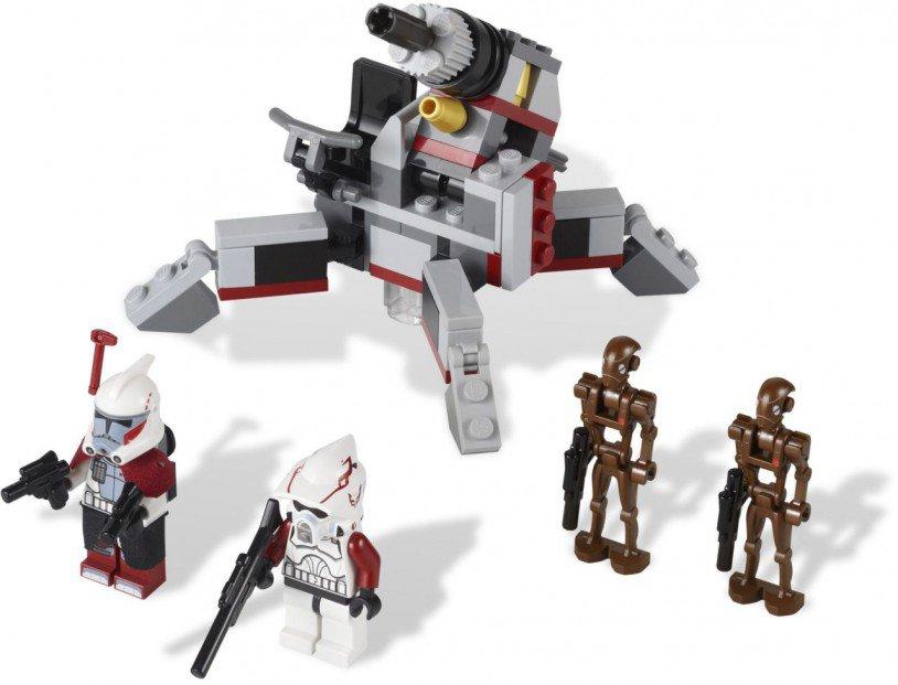 LEGO Star Wars - Elite Clone Trooper & Commando Droid Battle Pack 9488