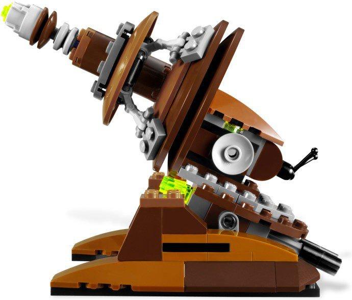 LEGO Star Wars - Geonosian Cannon 9491