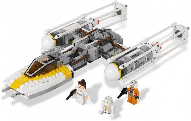 LEGO Star Wars Gold Leader's Y-wing 9495