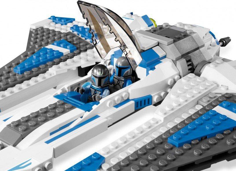 LEGO Star Wars - Pre Vizsla's Mandalorian Fighter 9525