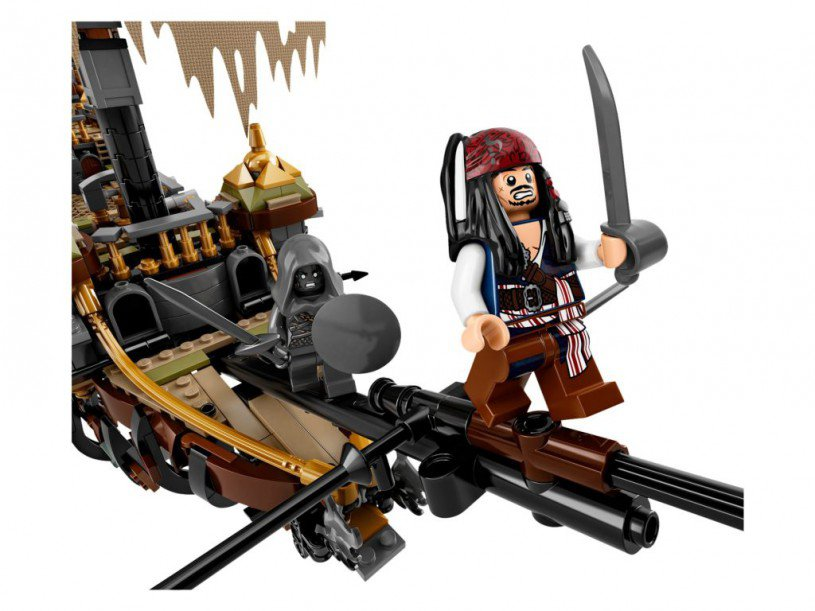 LEGO 71042: Pirates of the Caribbean: Silent Mary