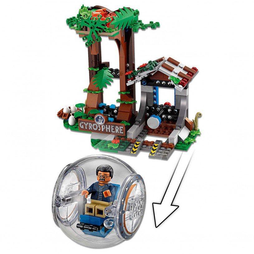 LEGO 75929 Jurassic World: Gyrobolontsnapping van Carnotaurus