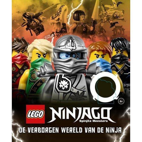 LEGO Boeken - Ninjago - Verborgen wereld van de ninja