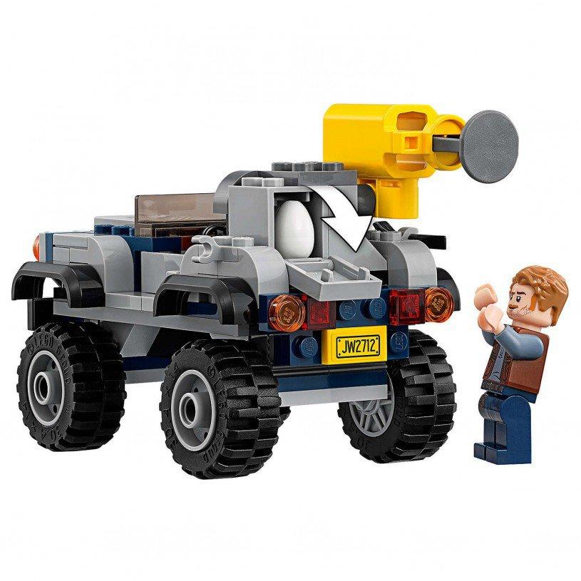 LEGO 75926 Jurassic World: Achtervolging van Pteranodon