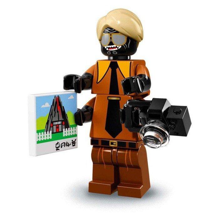 LEGO 71019 Minifiguren: Flashback Garmadon