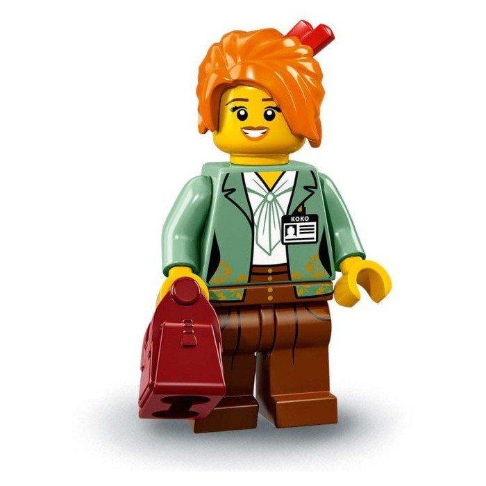 LEGO 71019 Minifiguren: Misako