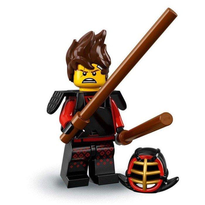 LEGO 71019 Minifiguren: Kai Kendo
