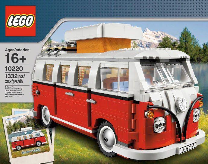 lego  kopen volkswagen  camper van