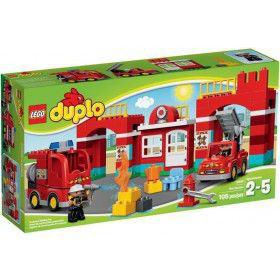 DUPLO  Brandweerkazerne 10593