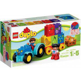 LEGO Duplo Mijn eerste tractor 10615