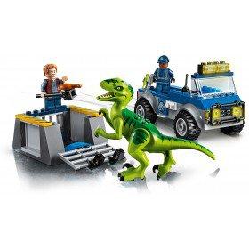 LEGO 10757 Juniors: Raptor reddingsauto