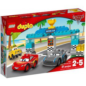 LEGO 10857 Duplo: Cars: Piston Cup race