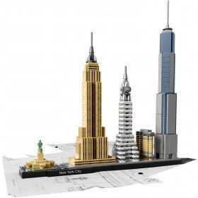 LEGO Architecture - New York City 21028
