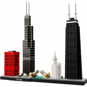 LEGO 21033 Architecture: Chicago