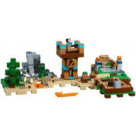 LEGO 21135 Minecraft: De Crafting-box 2.0
