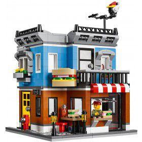 LEGO 31050 Creator Hoekrestaurant