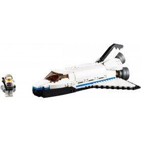 LEGO 31066 Creator: Spaceshuttle-verkenner