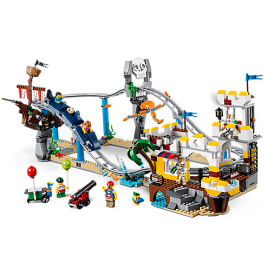 LEGO 31084 Creator 3-in-1: Piratenachtbaan