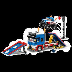 LEGO 31085 Creator 3-in-1: Mobiele stuntshow