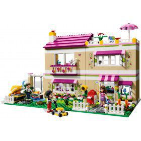 LEGO 3315 Friends: Olivia's Huis