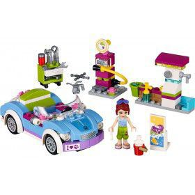 LEGO Friends Auto - Mia's Roadster 41091