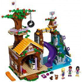 LEGO Friends Avonturenkamp Boomhuis 41122