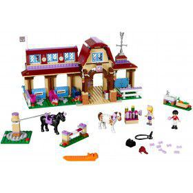LEGO Friends Paardrijclub - Manege 41126