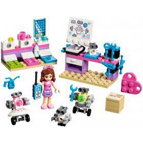 LEGO 41307 Friends Olivia's laboratorium