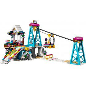LEGO 41324 Friends: Wintersport Skilift