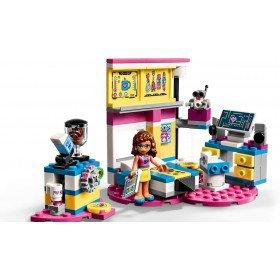 LEGO 41329 Friends: Olivia`s luxe slaapkamer