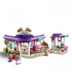 LEGO 41336 Friends: Emma`s kunstcafe