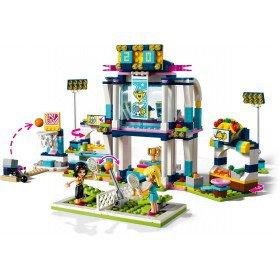 LEGO 41338 Friends: Stephanie`s sportstadion