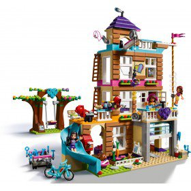LEGO 41340 Friends: Vriendschapshuis