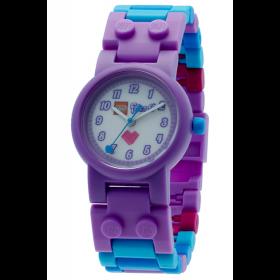 LEGO Horloge: Friends Olivia Kinderhorloge