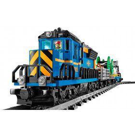 LEGO Vrachttrein 60052
