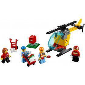 LEGO City Vliegveld starterset 60100