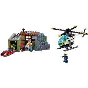 LEGO City Boeveneiland 60131