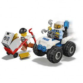 LEGO 60135 City ATV-arrestatie