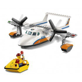 LEGO 60164 City: Kustwacht Reddingswatervliegtuig