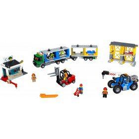 LEGO 60169 City: Vrachtterminal