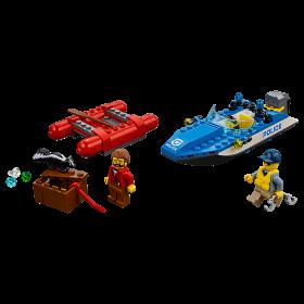 LEGO 60176 City: Wilde rivierontsnapping