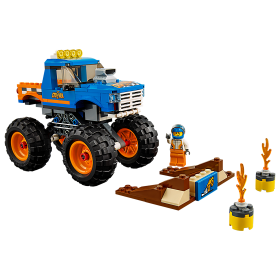 LEGO 60180 City: Monstertruck