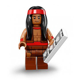 LEGO 71020 Batman Minifiguren: Apache Chief