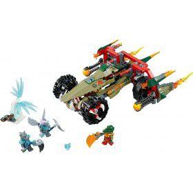 LEGO 70135 Craggers Vuurstriker