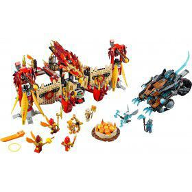 LEGO Legends of Chima Phoenix Vuurtempel 70146